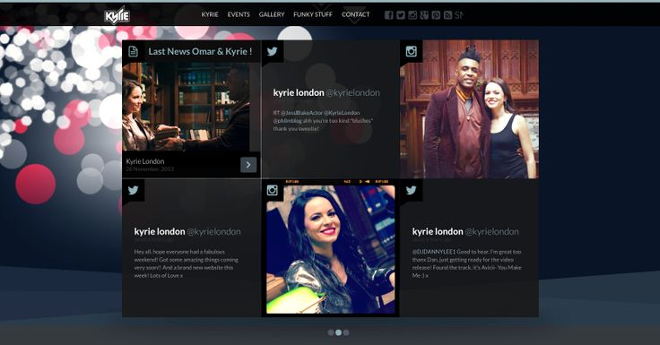 Kyrie London Brand NEW! OFFICIAL SITE LIVE TODAY!!!  fantastic content  Please Drop By  http://www.kyrielondon.com/ @Kyrie Dailey New Site is Live!!! @omarlyefookMBE @CharlWildrianne @Charlotte Coker @mediabrosinc @DJDANNYLEE1 @Dan_Morgan_ @Aimie Stacey @Kyrie Dailey New Site is Live!!! @dee_robertson @ramseynfen