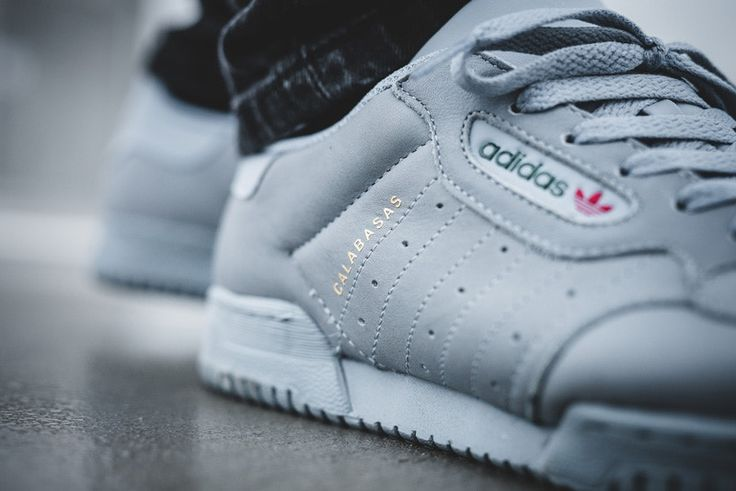 YEEZY POWERPHASE Grey Official Store List