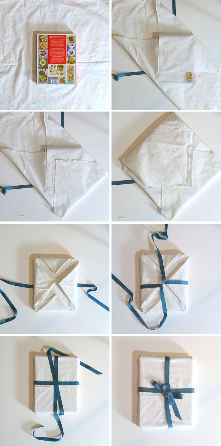 Pour emballer : Wrapping techniques - Furoshiki