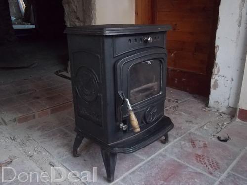 Olymberyl   (boiler stove)