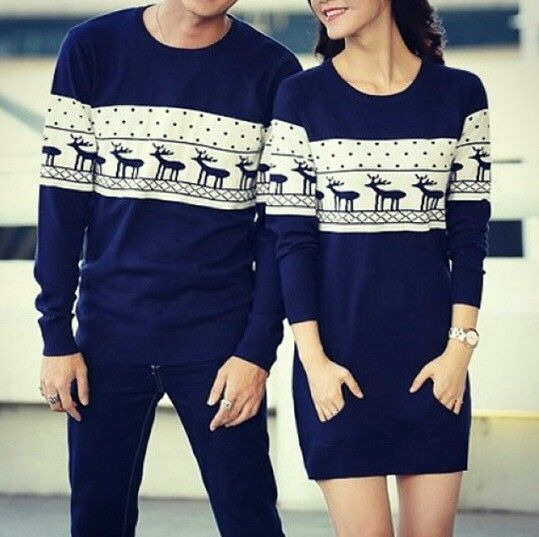 #couple#adorable#matching#outfits