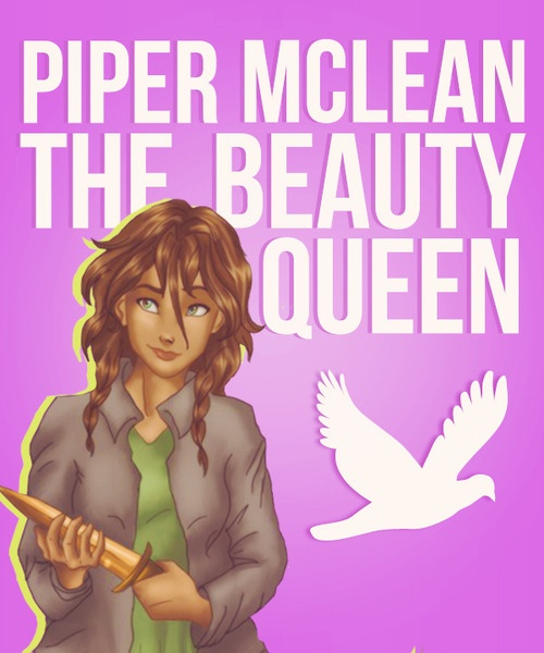 Piper McClean The Beauty Queen.....Am I the only one who noticed that this rhymes?