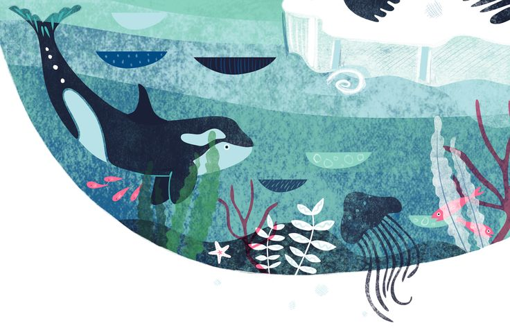 "Check out this @Behance project: ""Whale Tale"" https://www.behance.net/gallery/46405525/Whale-Tale"