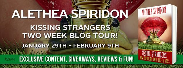 Reese's Reviews: KISSING STRANGERS by Alethea Spiridon ~ Release To...