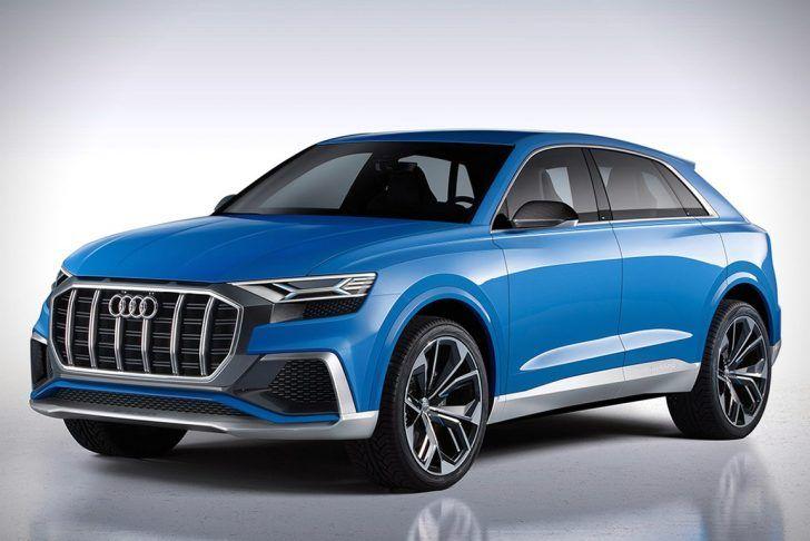 2018 Audi Q8 Concept Specs