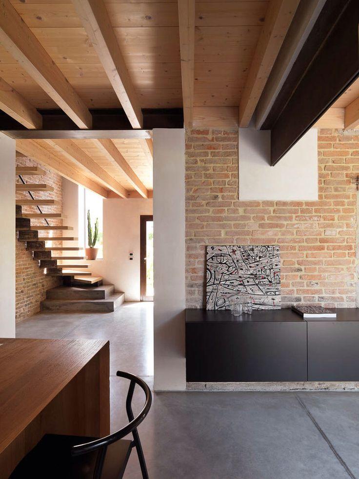 Casa Casale by Arbau studio, Treviso, Italy