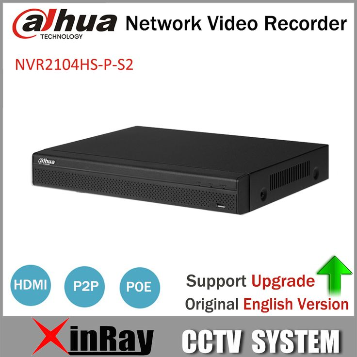 Dahua 4 Channel POE NVR Compact 1U 4PoE Network Video Recorder NVR2104HS-P-S2 Full HD 6MP Recording Support PTZ IP Camera -  Compare Best Price for Dahua 4 Channel POE NVR Compact 1U 4PoE Network Video Recorder NVR2104HS-P-S2 Full HD 6MP Recording Support PTZ IP Camera product. We give you the best deals of finest and low cost which integrated super save shipping for Dahua 4 Channel POE NVR Compact 1U 4PoE Network Video Recorder NVR2104HS-P-S2 Full HD 6MP Recording Support PTZ IP Camera or…