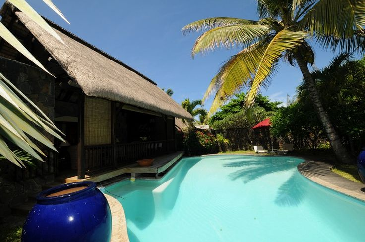 Villa ALALILA is a private villa directly on the beach on the north east of the Island, with pool in a quiet and natural surrounding for couples and families, up to 8 people. House maid, cook, inte...
