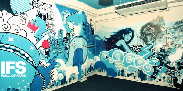 With Can in Hand: Collection of Free-Hand Graffiti ArtBenqwek Deviantart Com, Wall Of Fame, Digital Art, Street Art, Offices Graphics, Traditional Art, Freehand Graffiti, Free Hands Graffiti, Graffiti Art