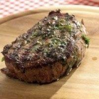 Biefstuk met kruidenolie - Biefstuk Recepten Vandaag
