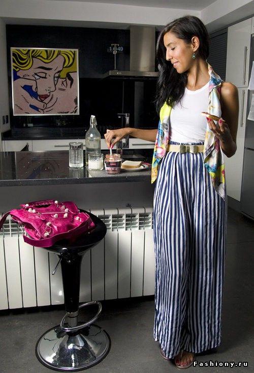 С чем носить майку алкашку (70 фото)! / фото модные майки алкоголички для девушек