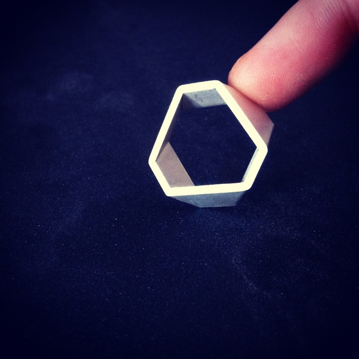 Sterling Silver Ring - in the works