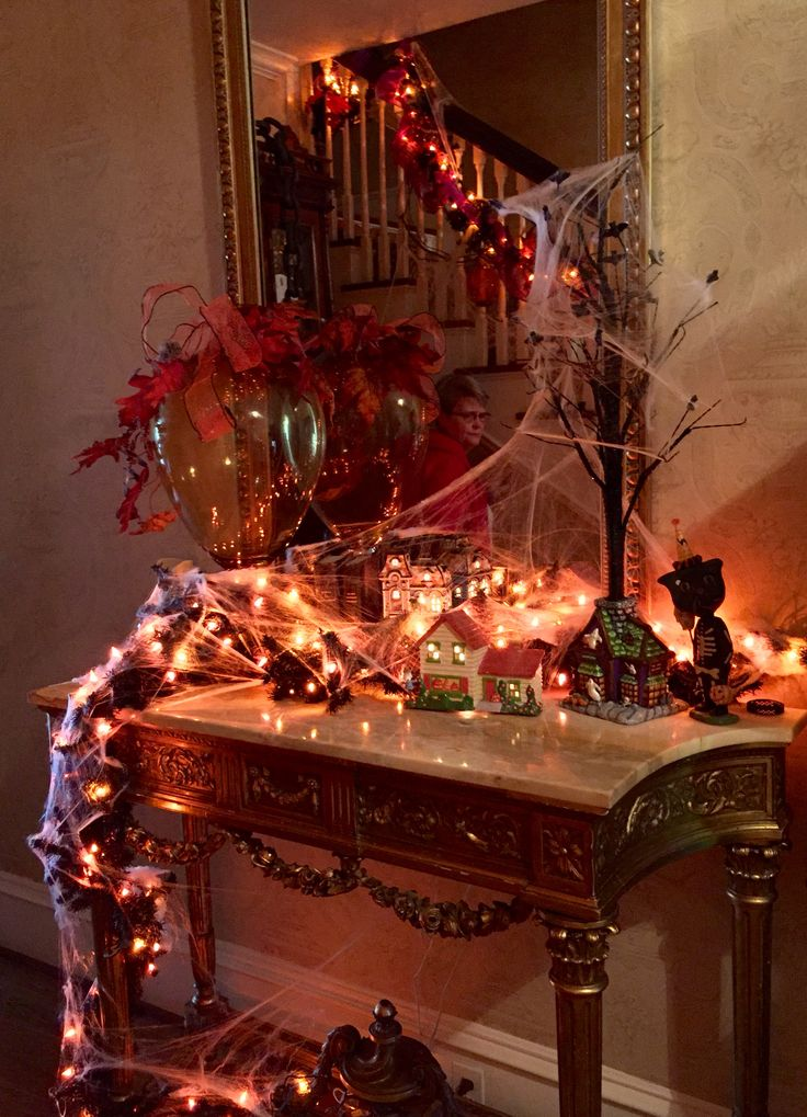 19 best Halloween Decor by Roger Spruill images on Pinterest Deco - halloween decorations at home