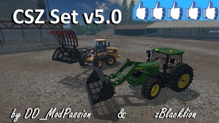Review CSZ Set v5.0 #FS15