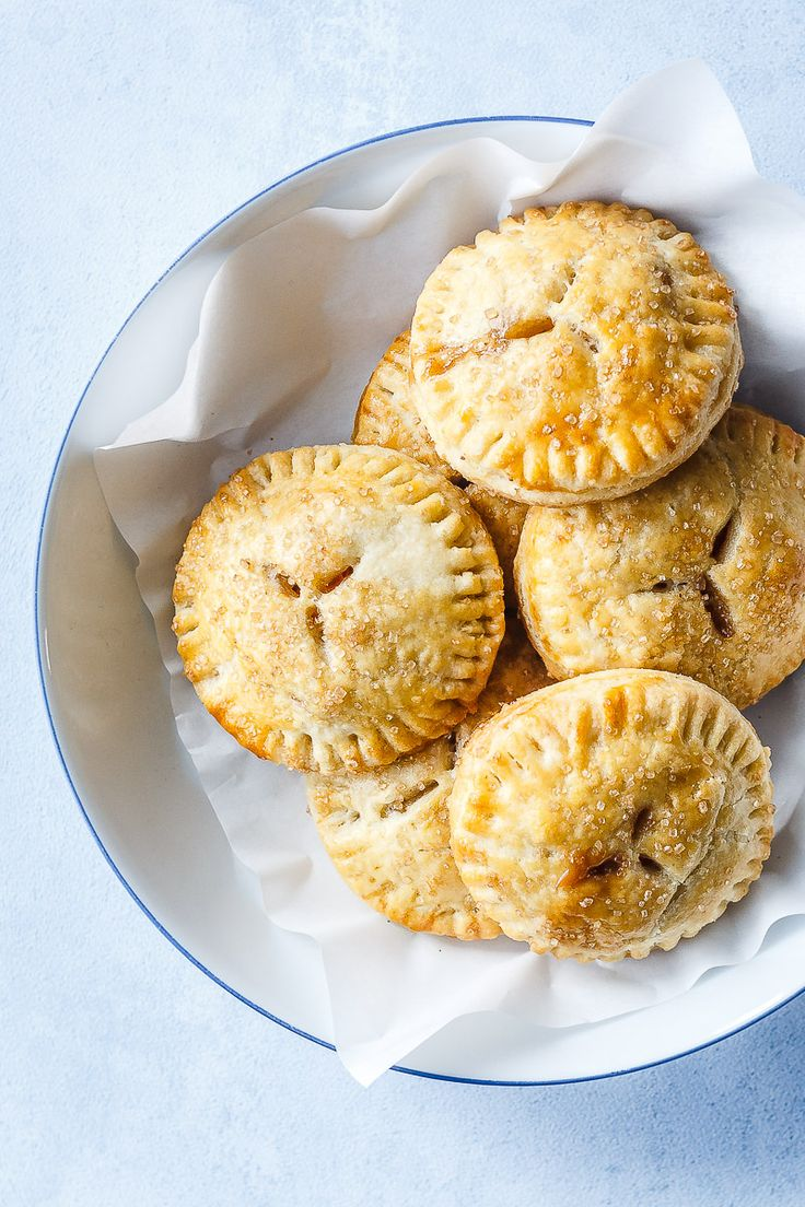 Apple Hand Pies | Easy apple hand pies from scratch