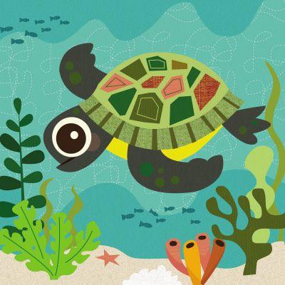 Ocean Friends, Terrance