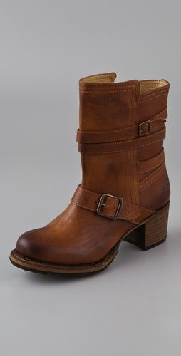 more frye love.: Shorts Boots, Boots Thestylecurecom, Dresses Cut, Cute Boots, Boots Thestylecur Com, Feminine Dresses, Adorable Shorts, Frye Boots Always, Strappy Boots