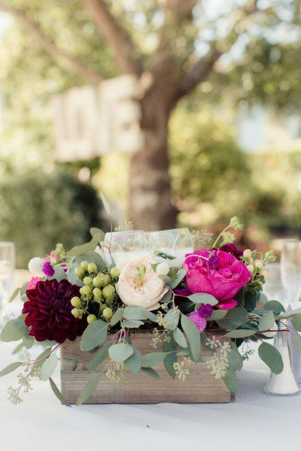 Rustic Outdoor Vintage Wedding