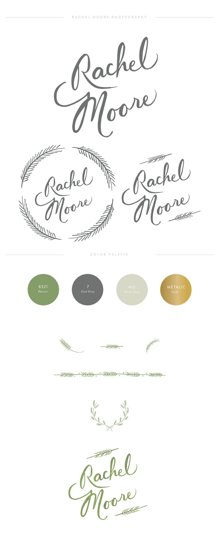 {Rachel Moore} JUN 28, 2013 – New Branding → http://rachelmoorephoto.com/new-branding