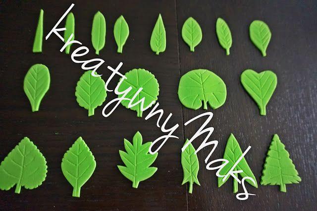 kreatywnyMaks: Liście -montessori botanika