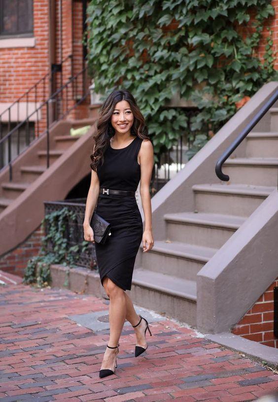 Fotos de vestidos para mujeres bajitas