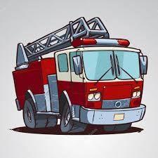 Resultado de imagem para bombeiro desenho infantil