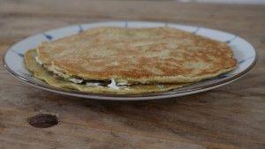 courgette-pannenkoek