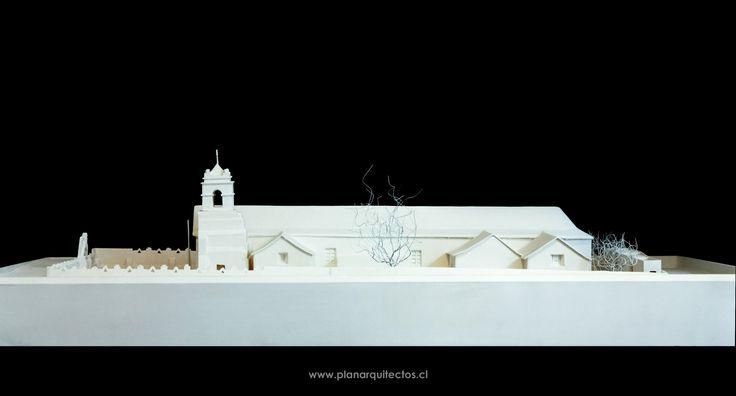 Iglesia San Pedro de Atacama / Antofagasta CHILE / PLAN Arquitectos