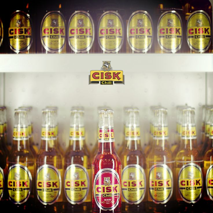 Cisk Chill Berry Flavoured Lager Beer now available from Farsons Direct and leading outlets in Malta & Gozo