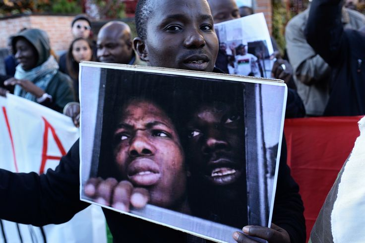 Commentary: How America Bears Responsibility for Libya's Slave Auctions