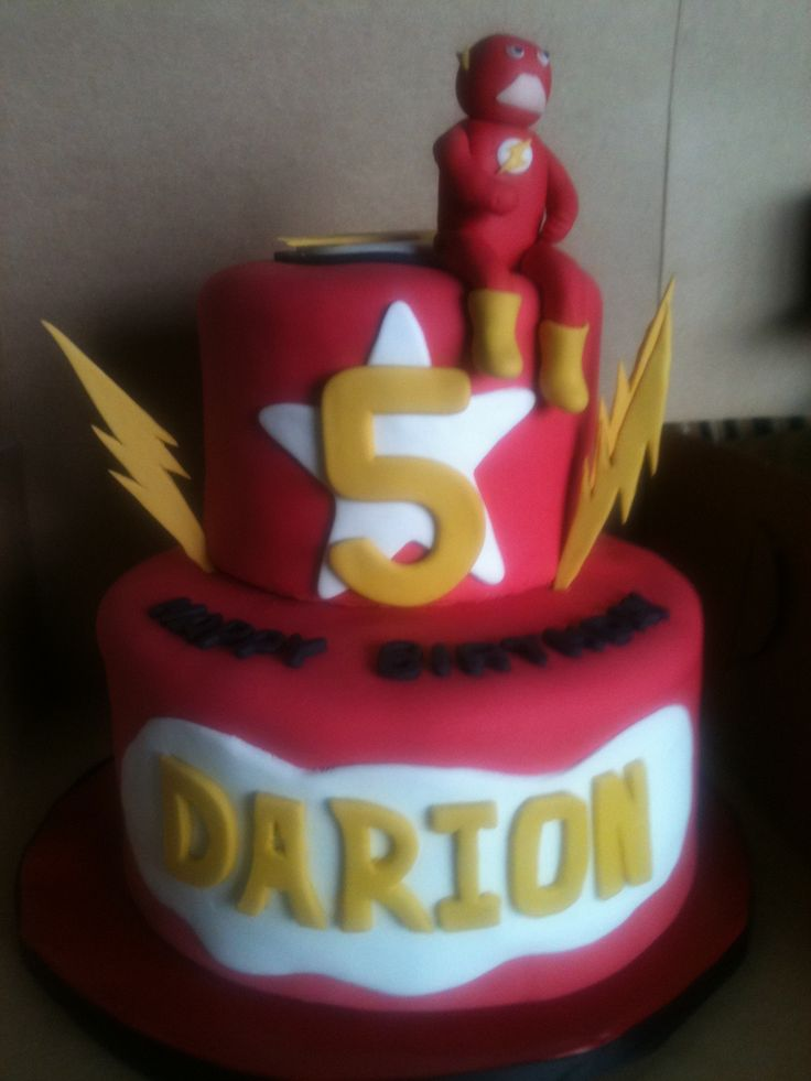 flash cakes