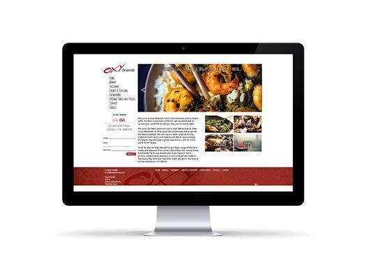 Oxy Oriental website