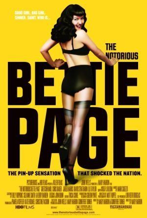 The Notorious Bettie Page (2005), take a look at the making of a pinup icon