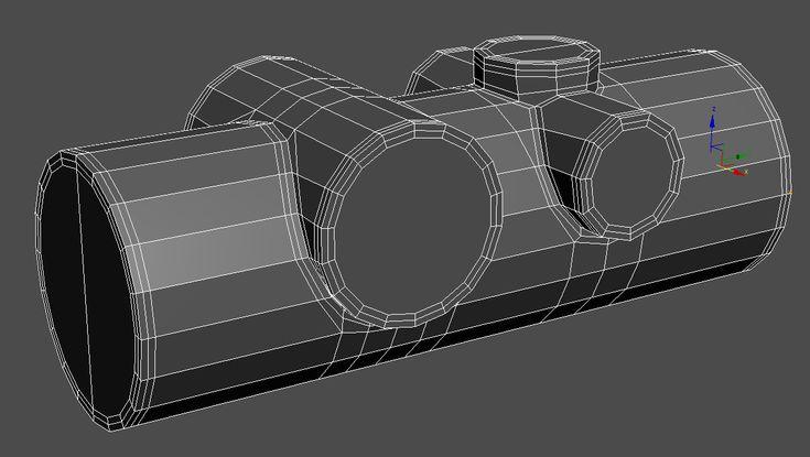 FAQ: How u model dem shapes? Hands-on mini-tuts for mechanical sub-d AKA ADD MORE GEO - Page 212 - Polycount Forum