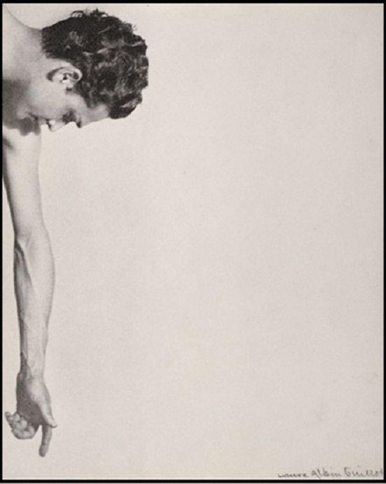 Laure Albin Guillot – Nu masculin, 1934, La Cantate du Narcisse, Paul Valéry, Paris, imp. Artra, 1942