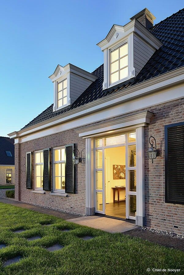 17 best images about mooie huizen on pinterest tes for Conservatory doors exterior