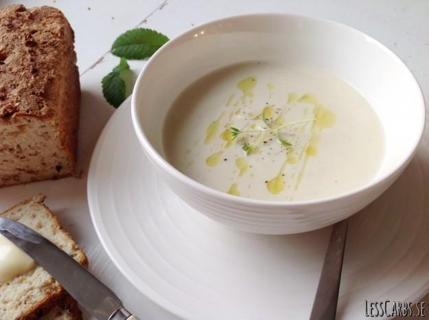 Recept: Blomkålssoppa