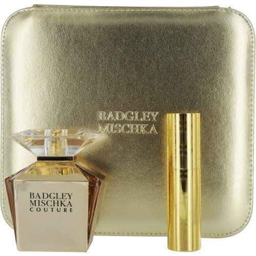 Badgley Mischka Couture Gift Set Eau de Parfum Spray 3.4 oz & Parfum Elixir 0.5 oz & Case 2 pcs Amazon Price: N/A (as of January 7, 2017 04:54 - Details). Product prices and availability are  Read more http://cosmeticcastle.net/badgley-mischka-couture-gift-set-eau-de-parfum-spray-3-4-oz-parfum-elixir-0-5-oz-case-2-pcs/  Visit http://cosmeticcastle.net to read cosmetic reviews