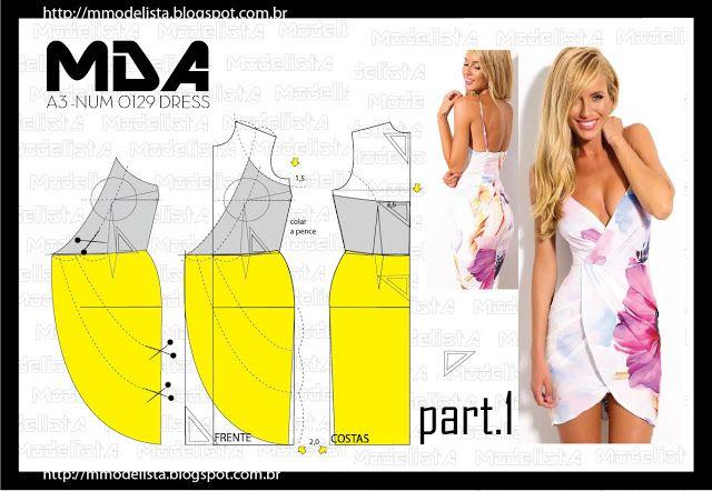 ModelistA: A3 NUM o 0129 DRESS