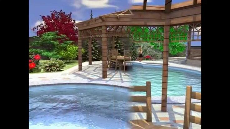 Design si amenajare piscina exterioara Arhitect Iasi