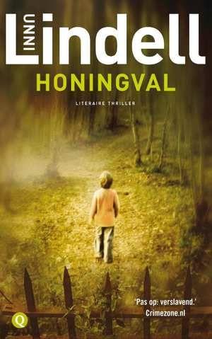 Honingval-Unni Lindell-boek cover voorzijde