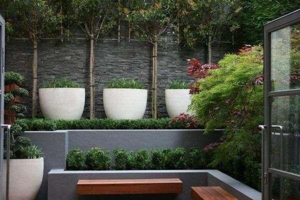 Contemporary court yard in holborn london on behance for Courtyard gardens australia