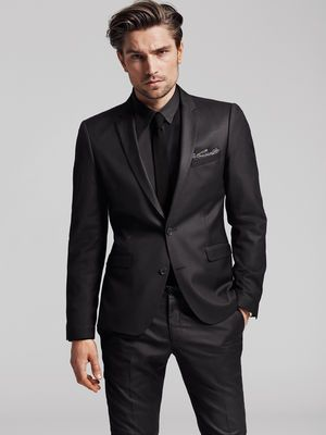 One Logan Blazer NOOS T, Black, main