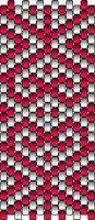Beading: Peyote Stitch Pattern 1