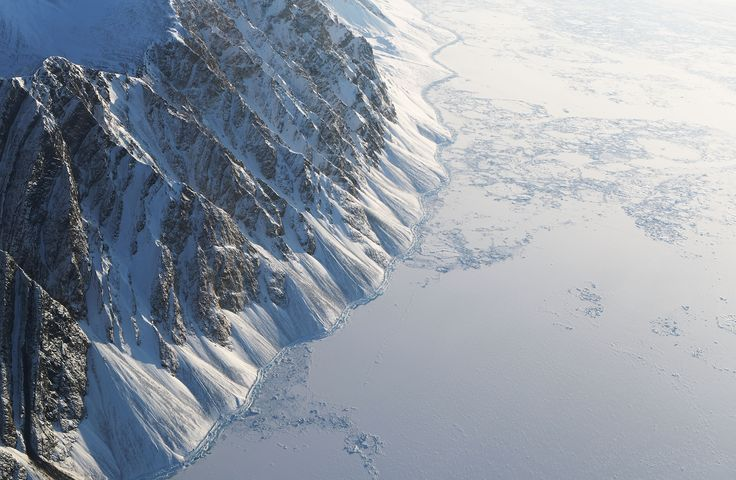 NASA mission yields stunning aerial views of the Arctic