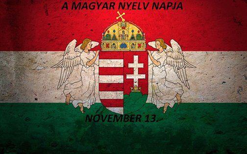 2011. november 13-óta ünnepeljük a Magyar Nyelv Napját, annak emlékére, hogy 1844-ben e napon fogadták el a magyart hivatalos nyelvvé tevő törvényt.