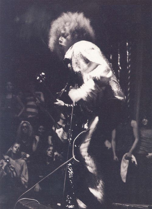 The MC5 at Fillmore East, NYC December 1968