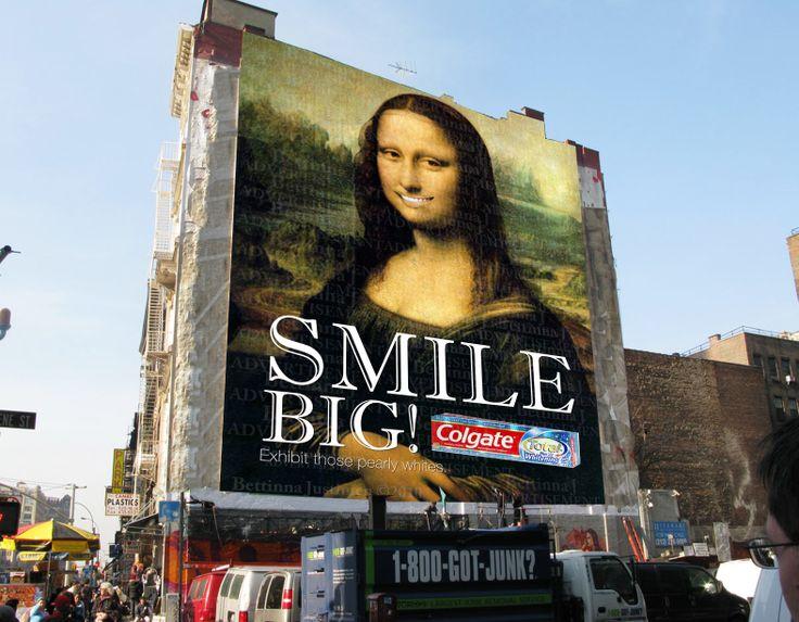 Mona Lisan hammastahnahymy