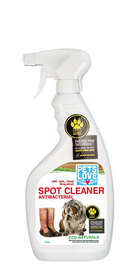 Carpet Cleaner that is safe to use around pets