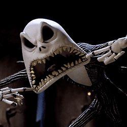 gif jack skellington tim burton the nightmare before christmas Halloween nightmare before christmas my graphics spoopy
